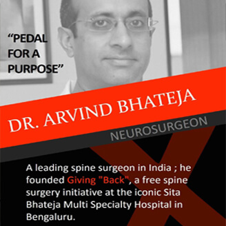 Dr. Aravind Bhateja