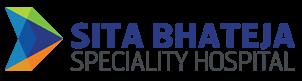 Sita Bhateja Hospital Logo