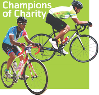 Champions of Charity