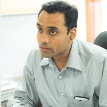 Dr Raghavendra S