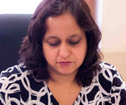 Dr. Anandita Bhat