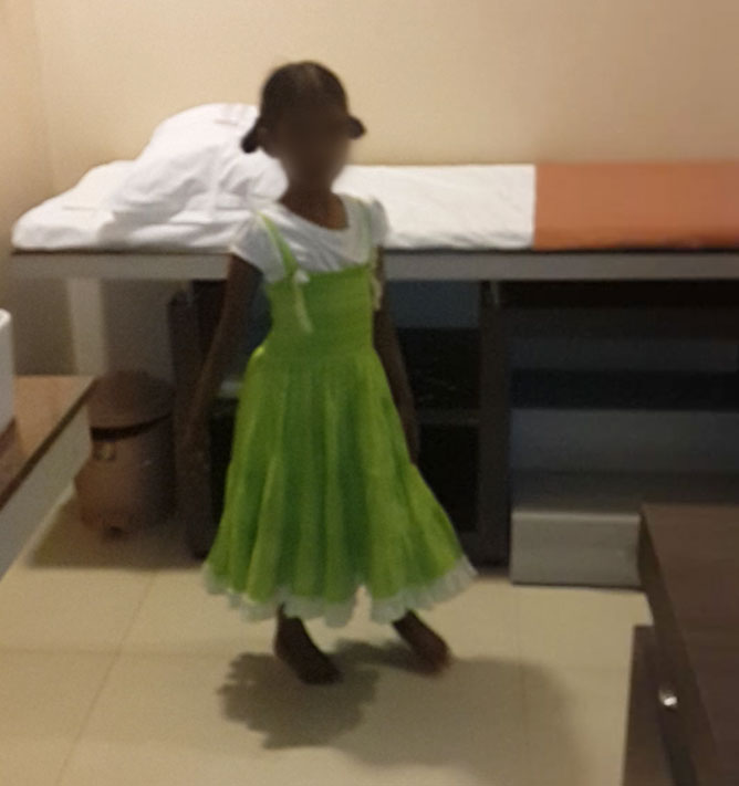 Patient who underwent the Procedure